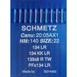 Набір голок Schmetz PF x 134 LR № 140