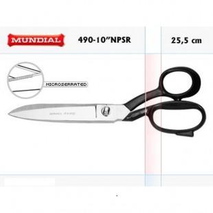 """Ножницы Mundial 490-10"""" NPSR промышленные кованые"""