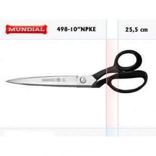 """Ножницы Mundial 498-10"""" NPKE промышленные кованые"""