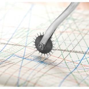 Texi 4045 копировальное колесико