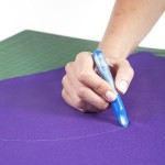 Texi 4040 Меловой карандаш синий