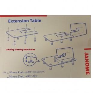 489-708-002 Приставной столик Janome MC 489708002