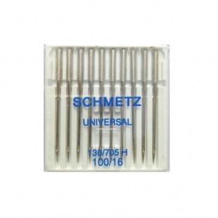 Набор игл Schmetz Universal X №100 (уценка)