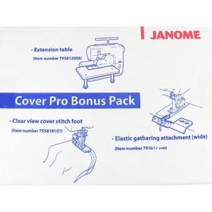 796-401-003 JANOME 796401003 Набор аксессуаров для Janome CoverPro