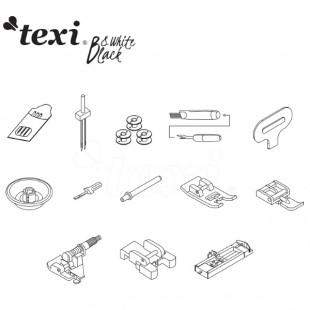 Швейная машина Texi Black & White