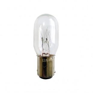 Лампочка для бытовых машин BA15D