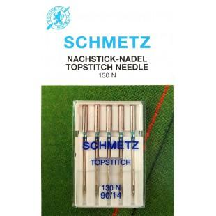 Набір голок Schmetz TopStitch №90