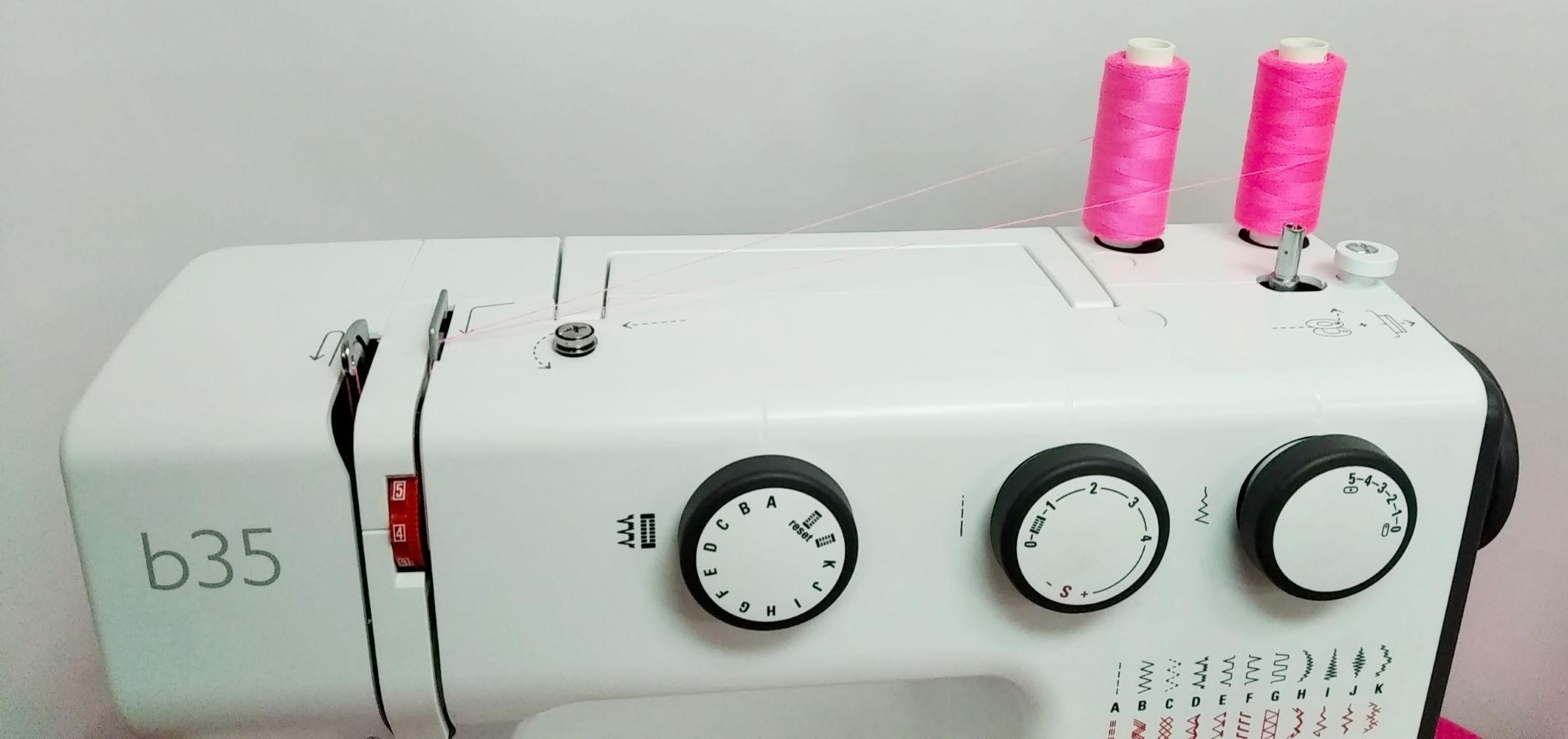 Швейная машина b35