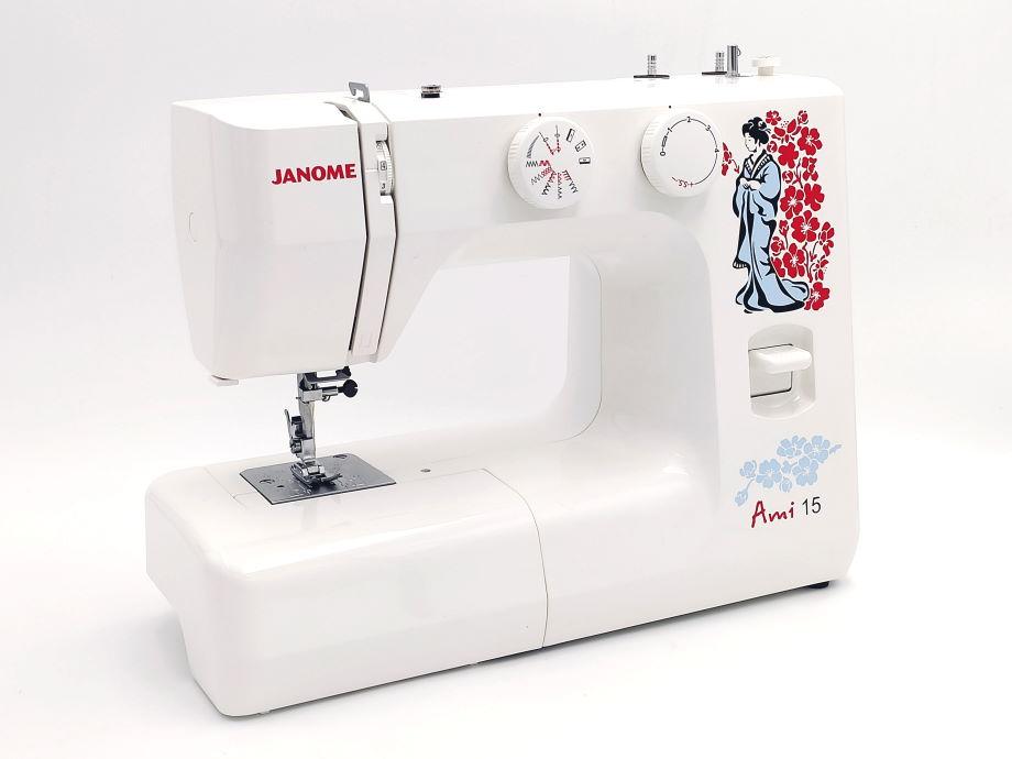 Janome Ami 35S