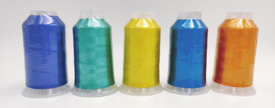 Классификация швейных ниток